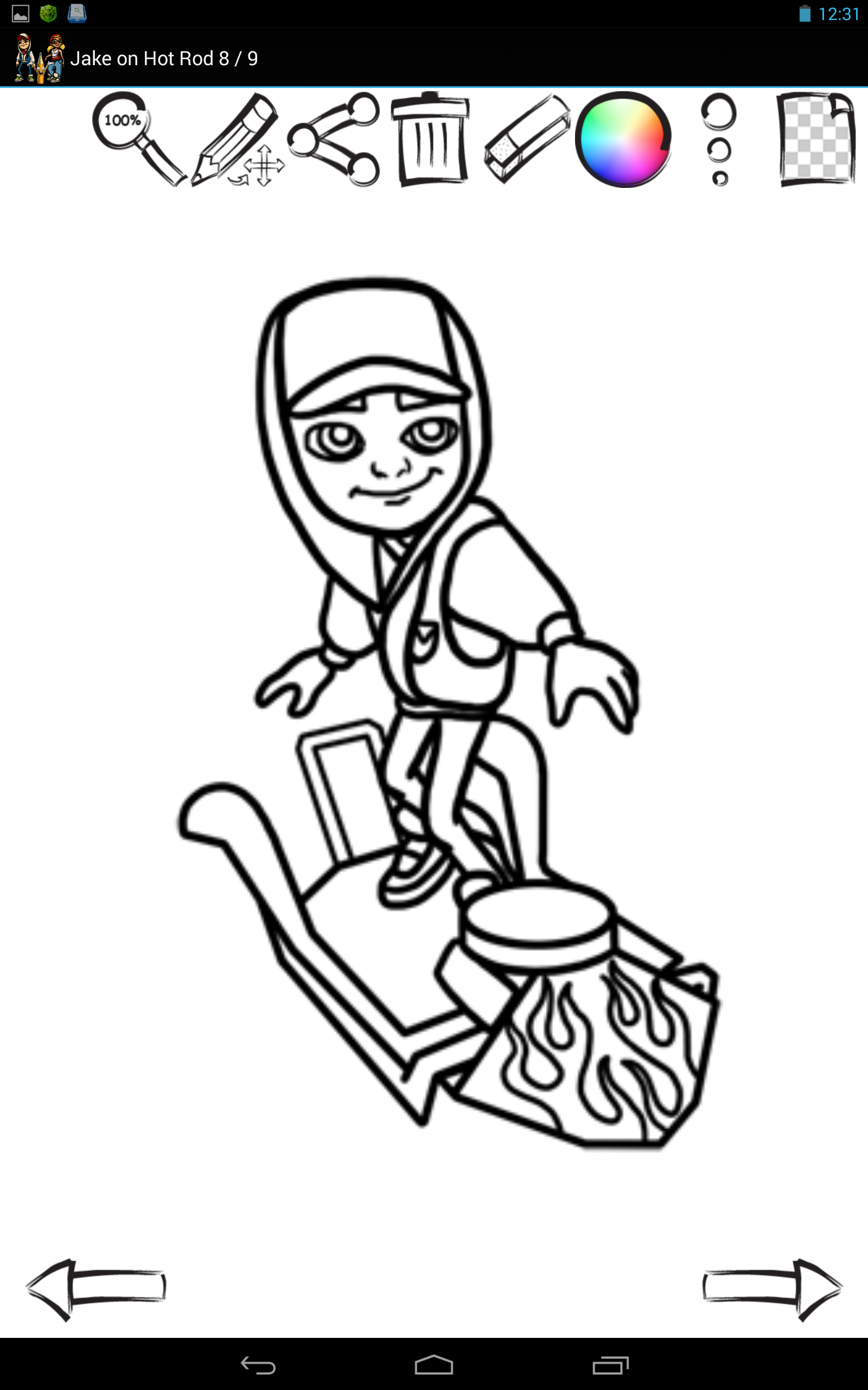 1600x2560 How To Draw Subway Surfers Characters Appstore
