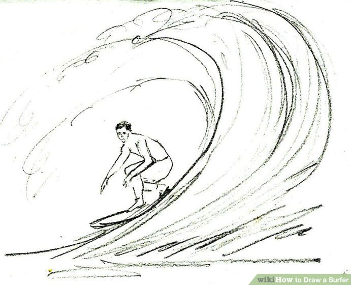 691x560 The Best Surf Drawing Ideas On Simple Doodles