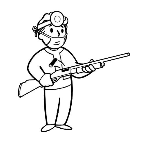 500x500 Shotgun Surgeon Fallout Wiki Fandom Powered By Wikia
