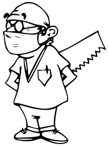 219x295 Old School Surgeon