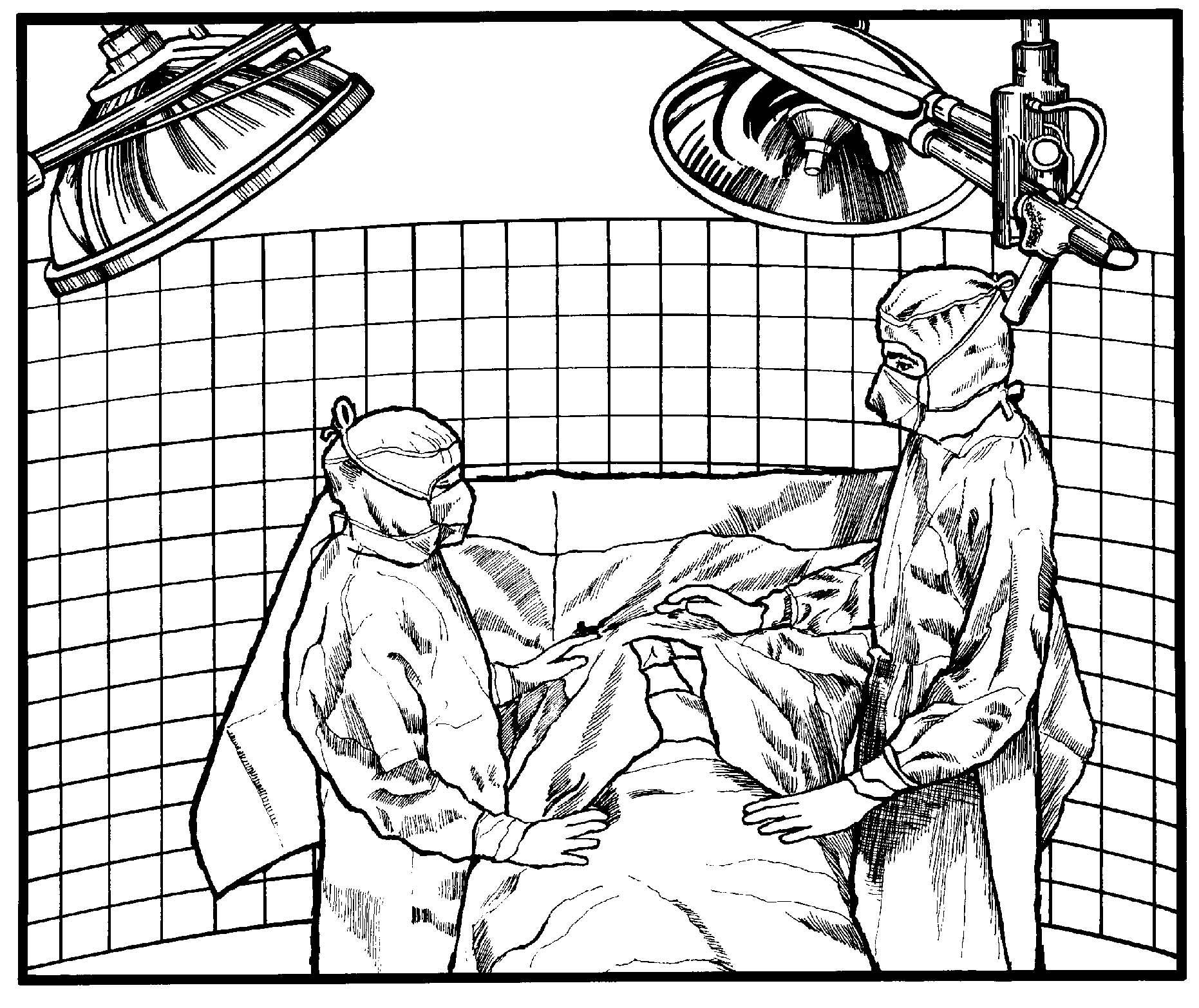 Surgery Drawing