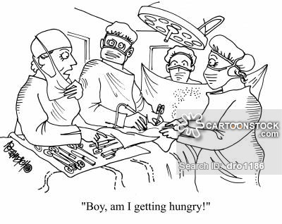 400x318 Surgical Gown Cartoons And Comics