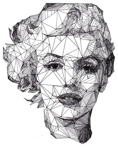 500x623 Photos Marilyn Monroe Head Turned To Left