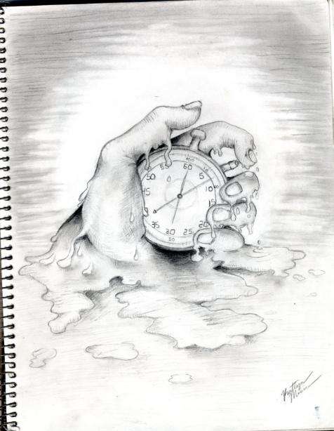 476x614 Mystery Clock Drawing