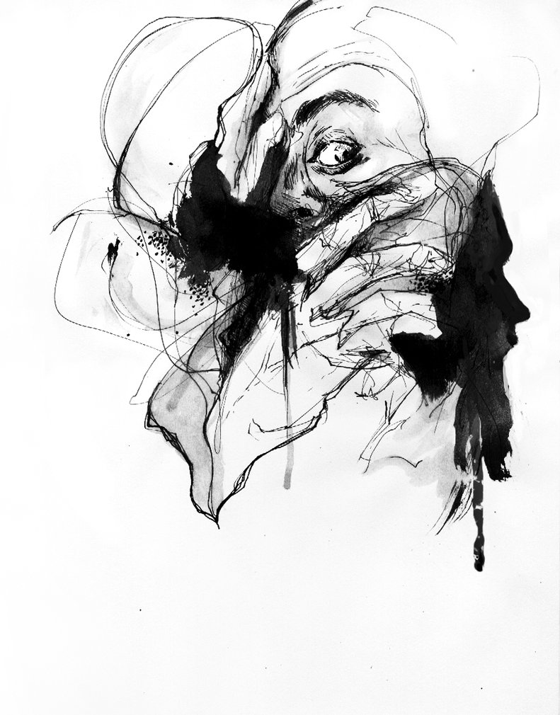 791x1010 Inside Gray Eyes By Agnes Cecile