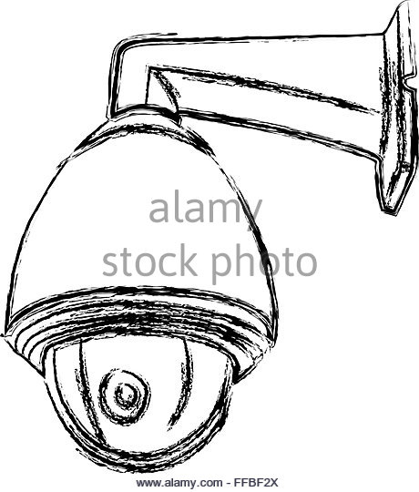 460x540 Cctv Stock Vector Images