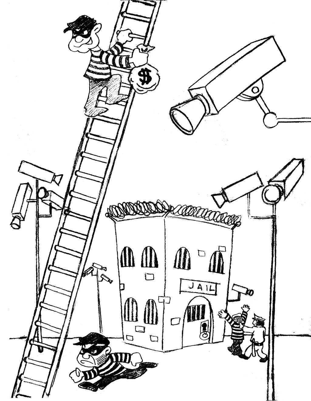 1024x1320 Mcveillance Mcdonaldized Surveillance As A Monopolization Of Sight