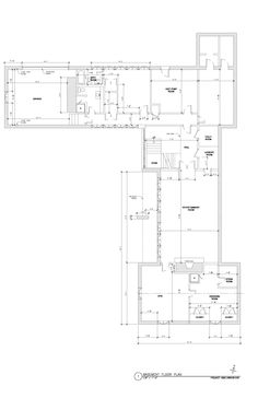 236x364 Gw Mitchell Hall Survey Drawings For Andrew Rashid Architects