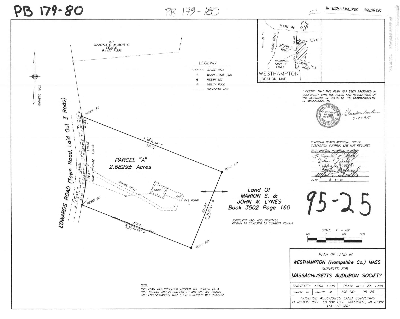 2657x2124 Anr Survey Dividing Land Roberge Associates Land Surveying