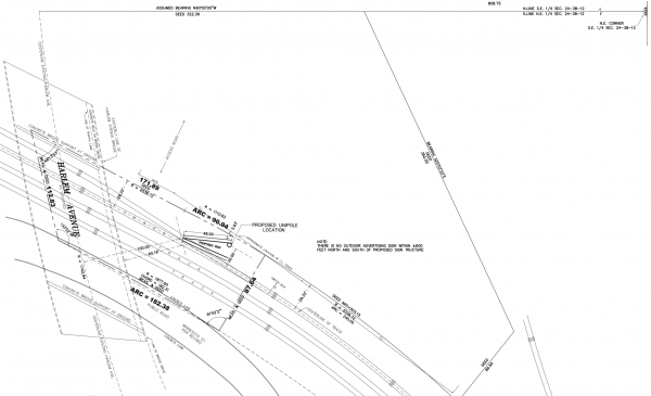 600x365 Sign Surveys Andrew F. Spiewak Land Surveyor