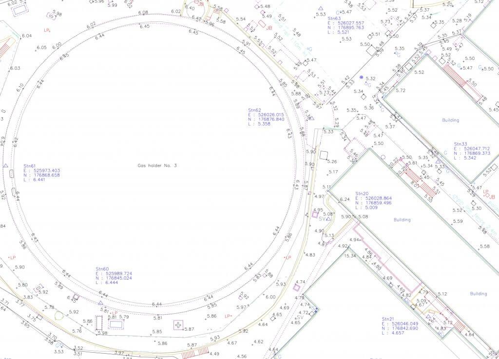 1024x738 Topographical Survey (Topo Survey)