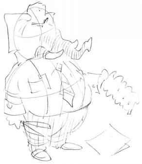 292x337 Creating Classic Editorial Cartoon Characters