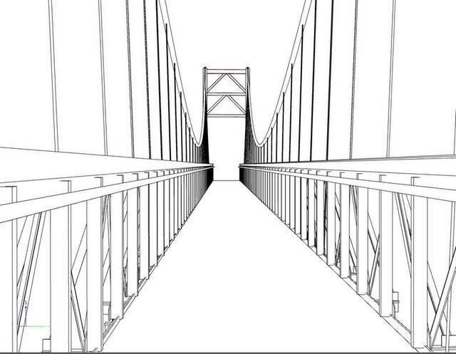 640x497 New Long Trail Bridge Close To Being Built Northeast Explorer