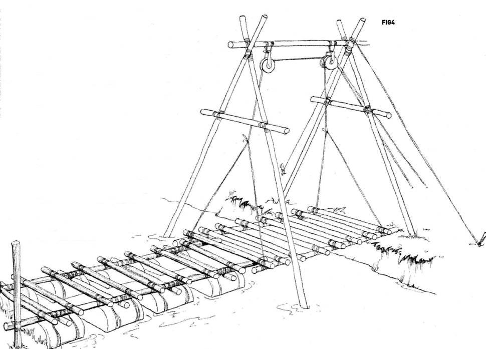 970x697 Pioneering Tassie Bridge Scouts Scouting