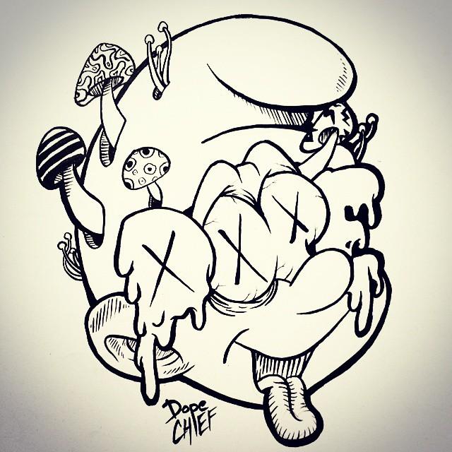 Swag Drawing At GetDrawings