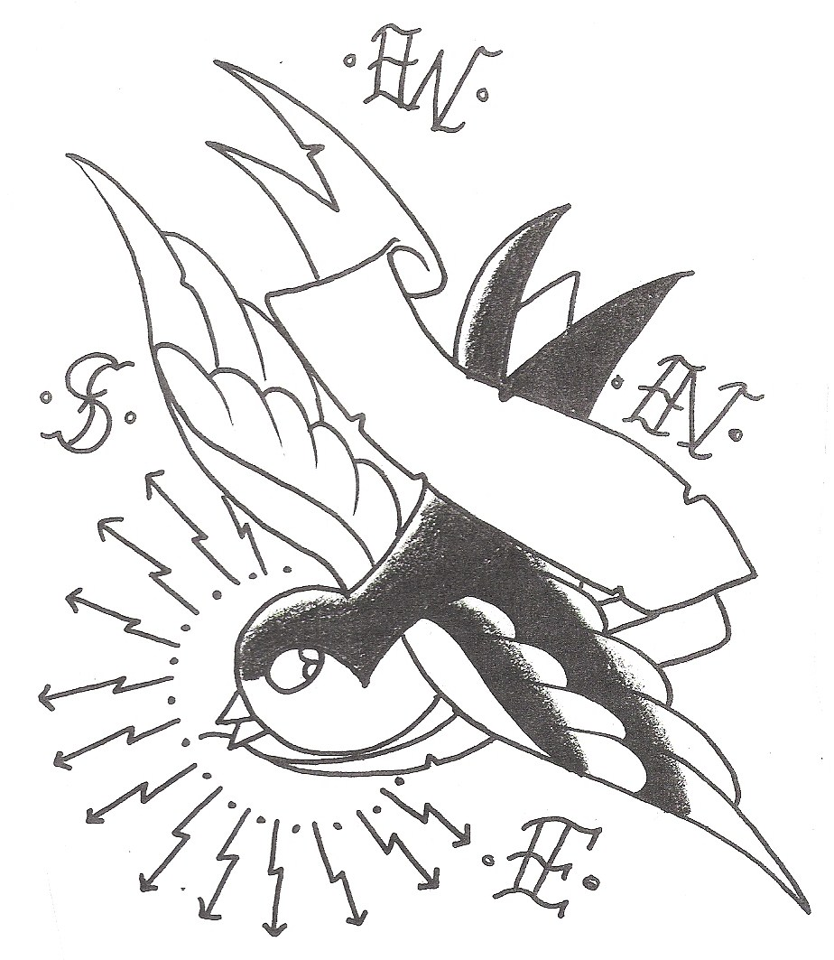 924x1063 Only Swallow Tattoo Swallow Birds Tattoo Pictures