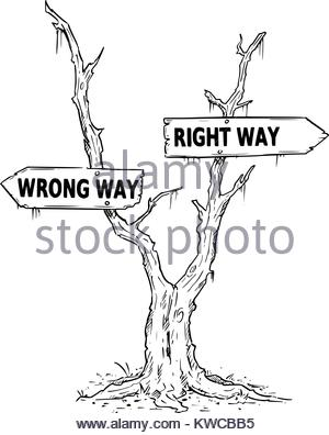 300x396 Vector Drawing Of Dead Swamp Or Desert Tree With West Or East
