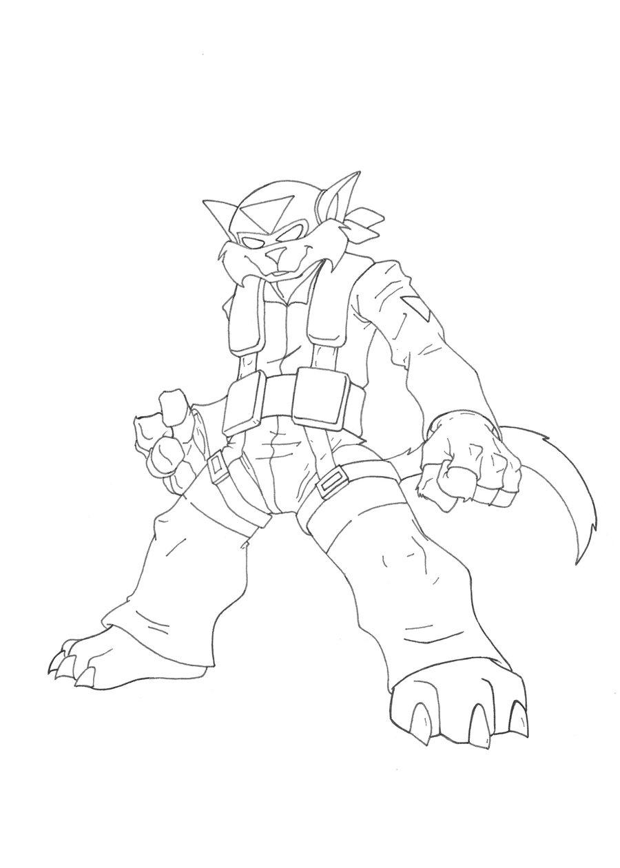 900x1260 Razor Swat Kats I By Shinmusashi44