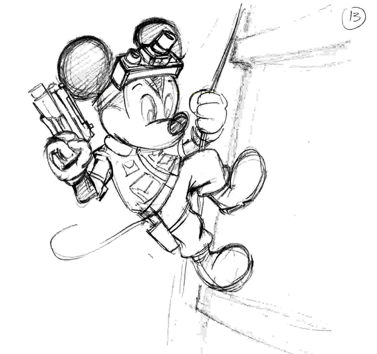 760x714 Swat Mickey By Azimuth Oakes