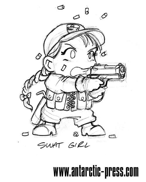 500x623 Chibi Swat By Joewight