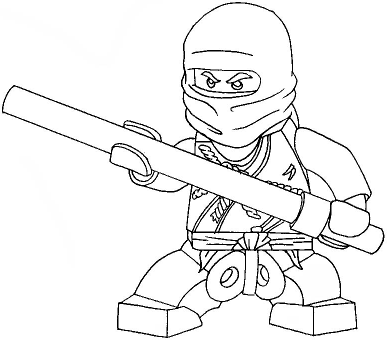 774x680 How To Draw Cole From Lego Ninjago With Easy Step By Step Drawing