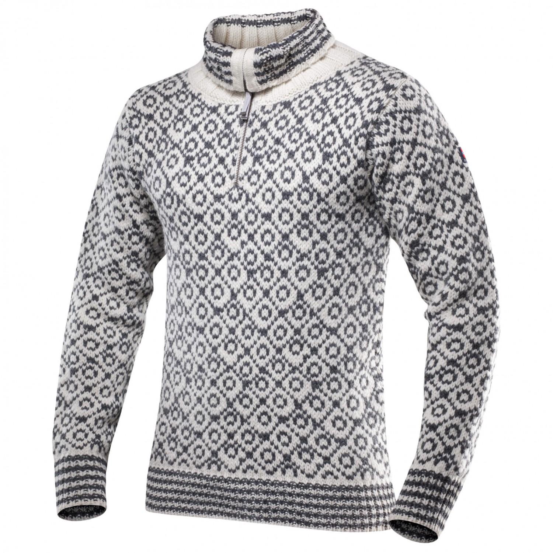 1500x1500 Devold Svalbard Sweater Zip Neck