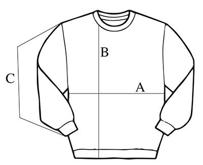 400x325 Gildan Sweater Crew Neck Bars And Melody