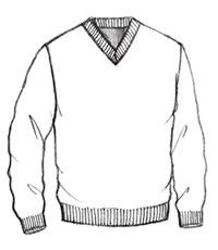 200x230 Long Sweater Jacket