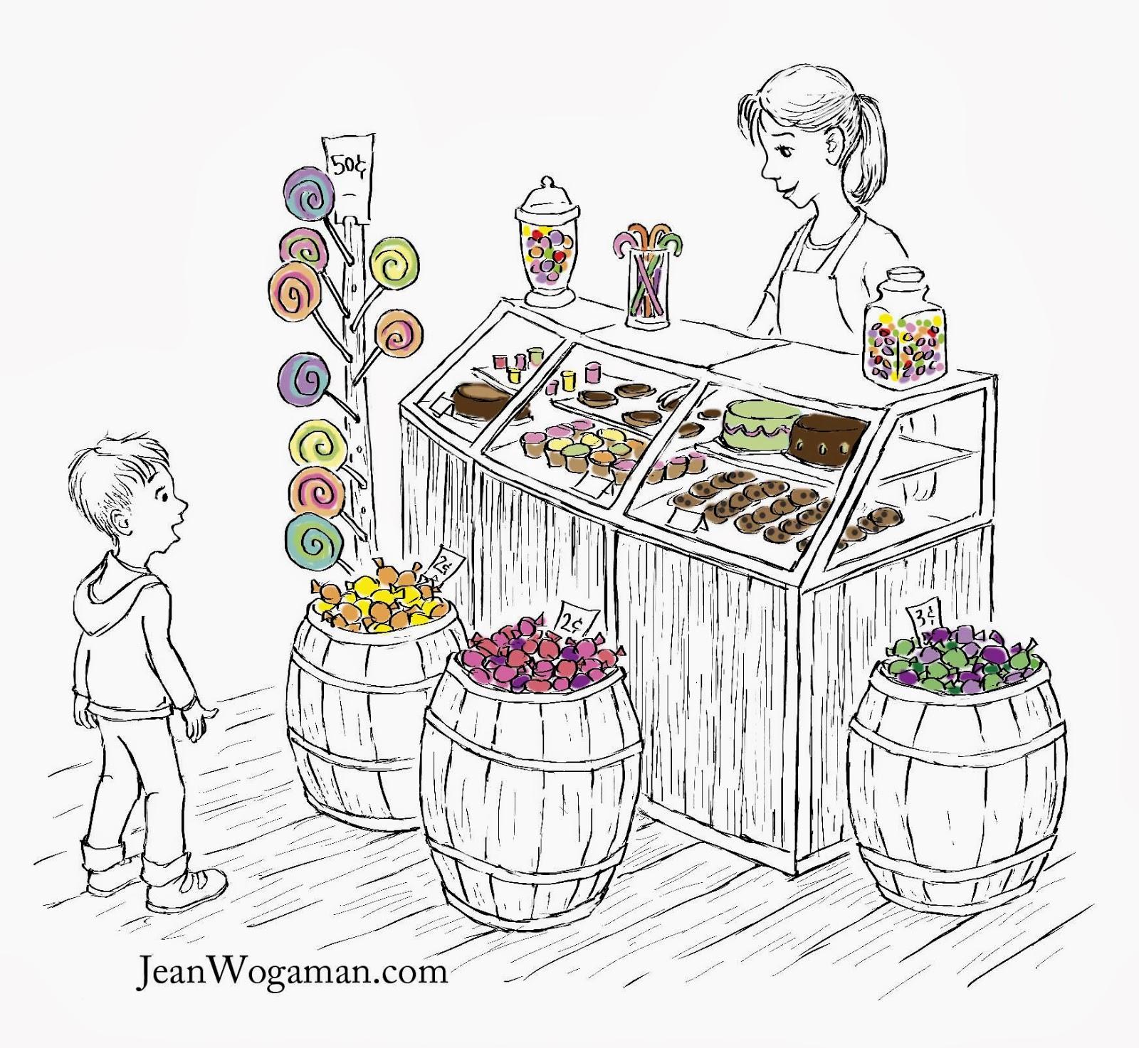 Sweet Drawing At Getdrawings