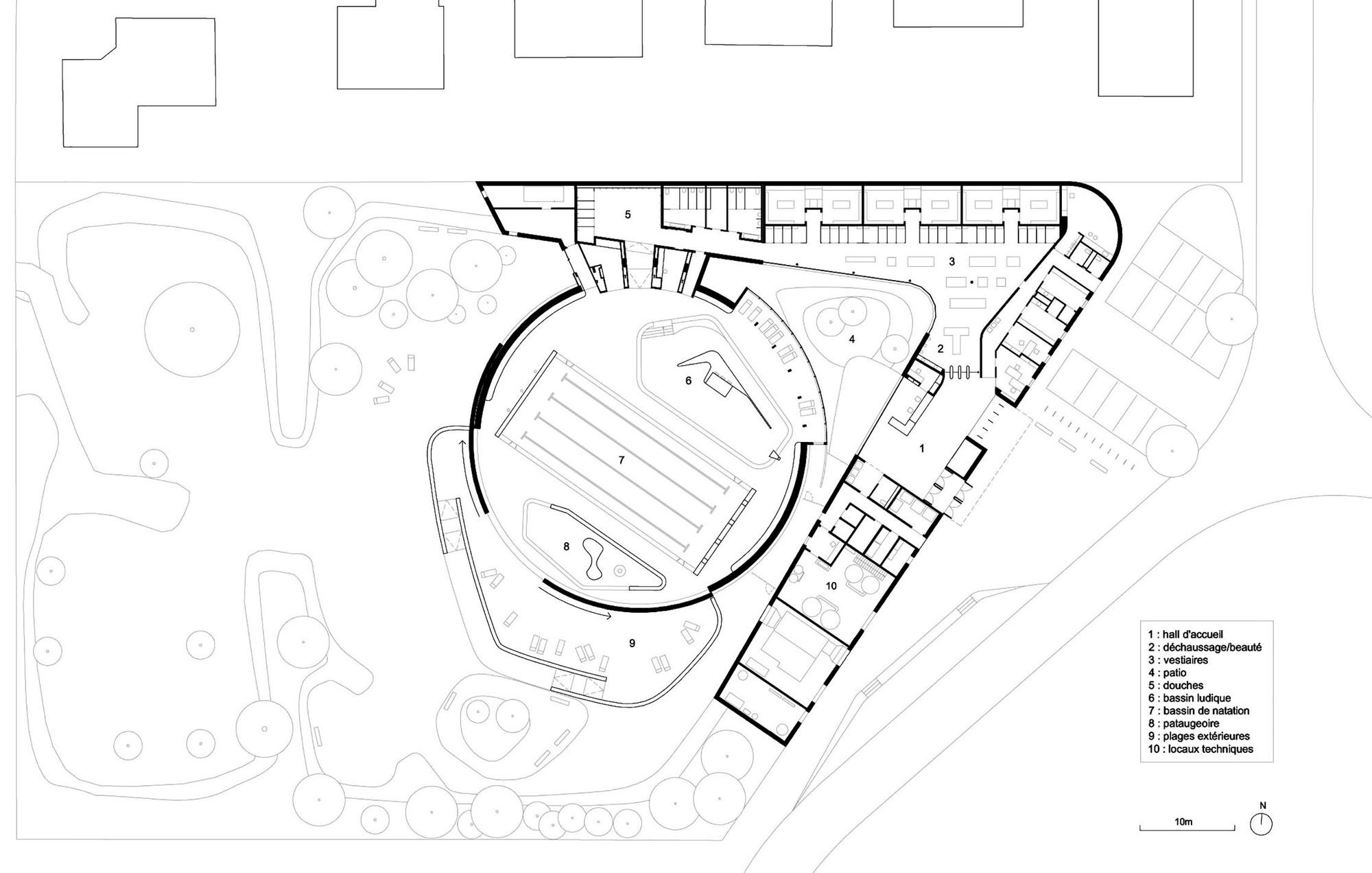 2000x1272 Tournesol Swimming Pool Refurbishment Urbane Kultur ArchDaily