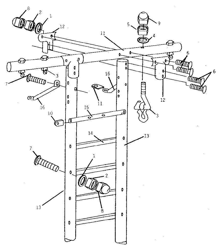 912x1024 Sears Swing Set Parts Model 512725582 Sears Partsdirect