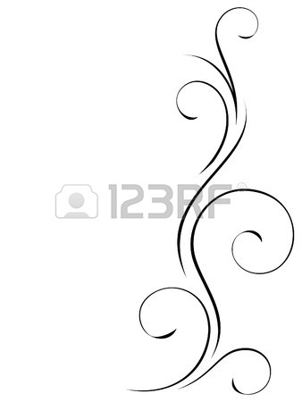 338x450 Abstract Swirly Decoration Royalty Free Cliparts, Vectors,