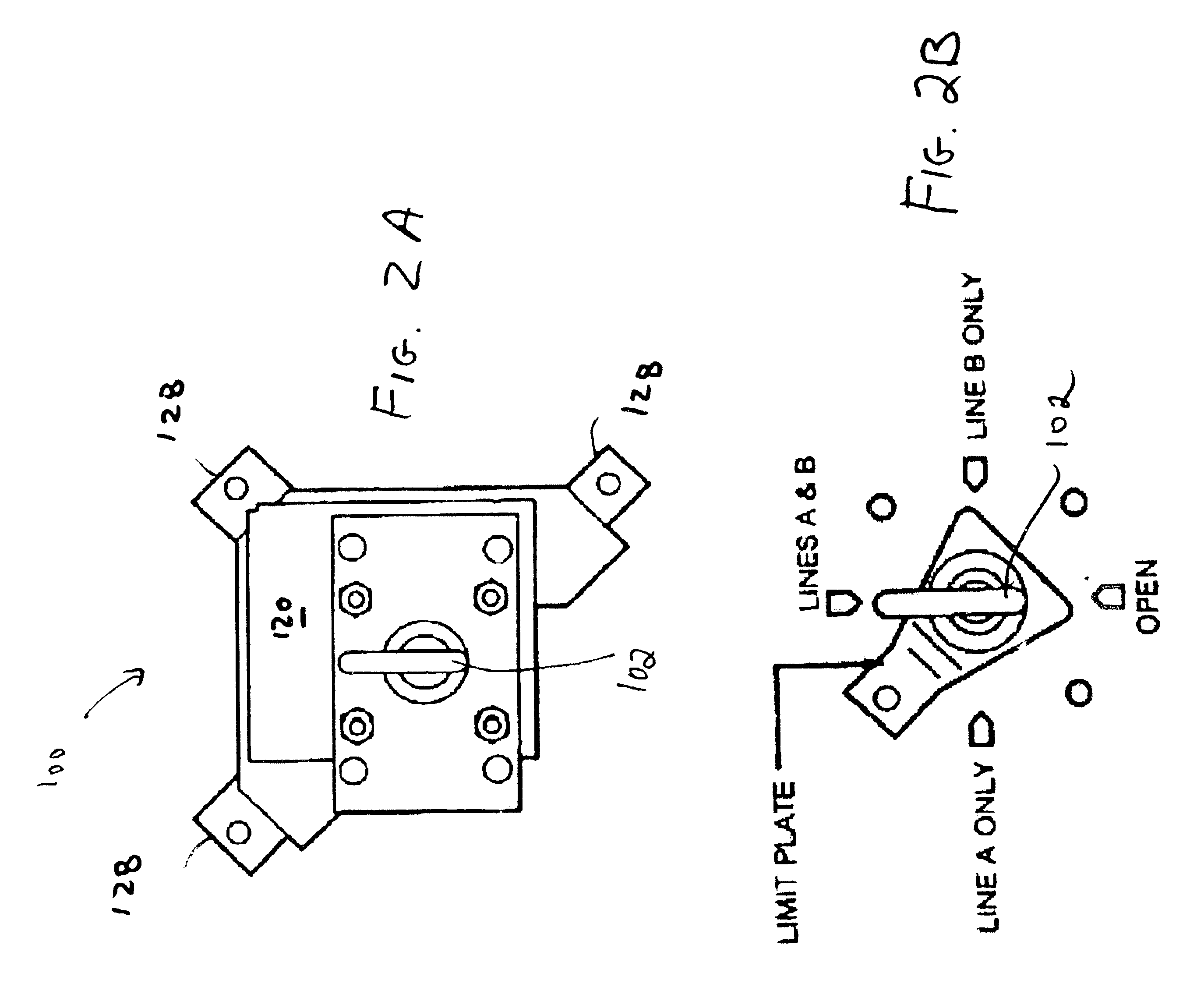 switch drawing at getdrawings free for personal use switch Wiring Diagrams for UPS Systems 2733x2301 patent us20040094394 make before break selector switch