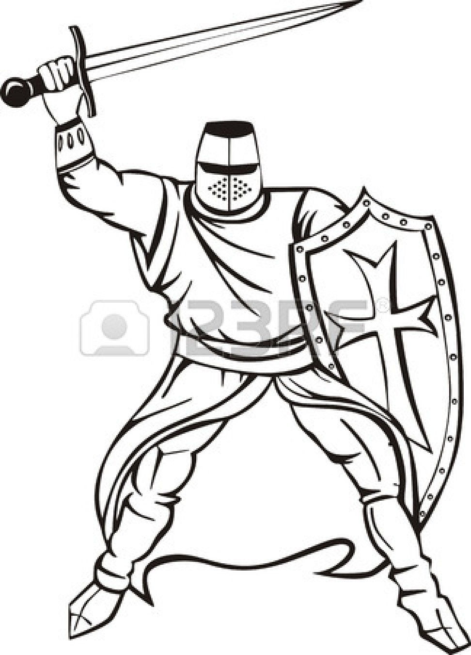 972x1350 Sword And Shield Black And White Clipart Panda