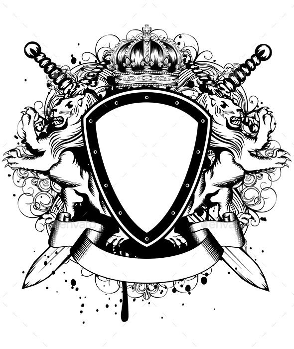 590x700 The Best Shield Tattoo Ideas On Dc Cap, Tattoo