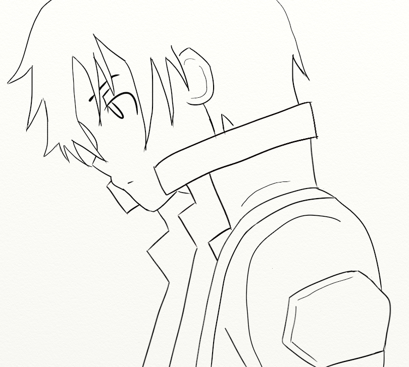 Sword Art Online Drawing at GetDrawings.com | Free for personal use ...
