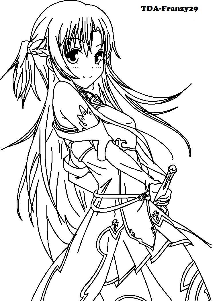 sword art online kirito drawing at getdrawings  free download