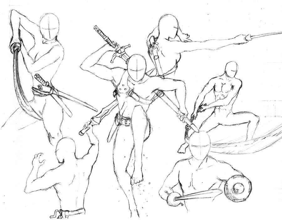 900x705 Sword Fighting Positions Halla! Les Armes Fighting