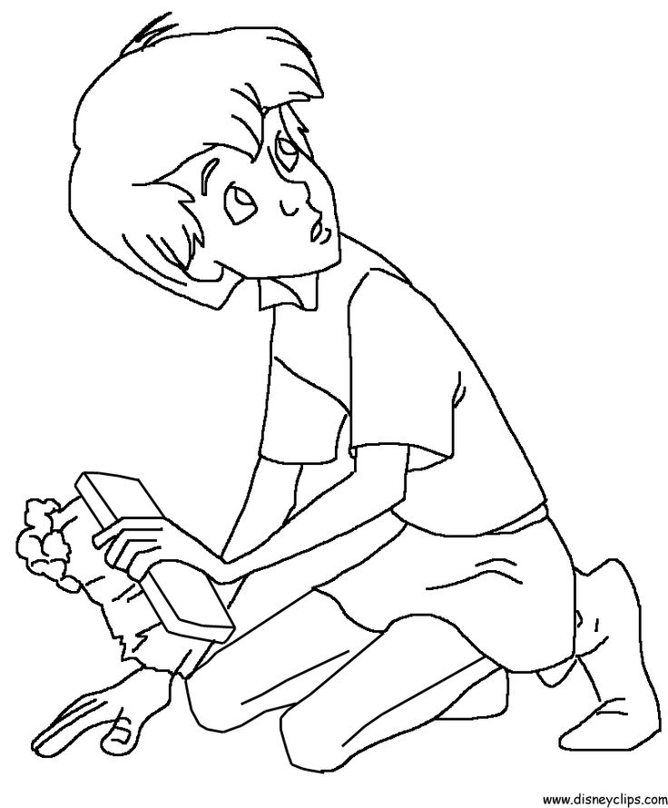 736x890 73 Best Disney Sword In The Stone Coloring Pages Disney Images
