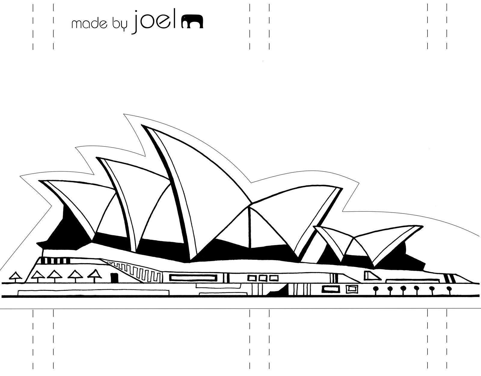 1600x1250 Paper Sydney Harbour 2 The Art Pinterest Opera House