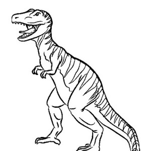 300x300 Kids Drawing Of T Rex Coloring Page Kids Drawing Of T Rex