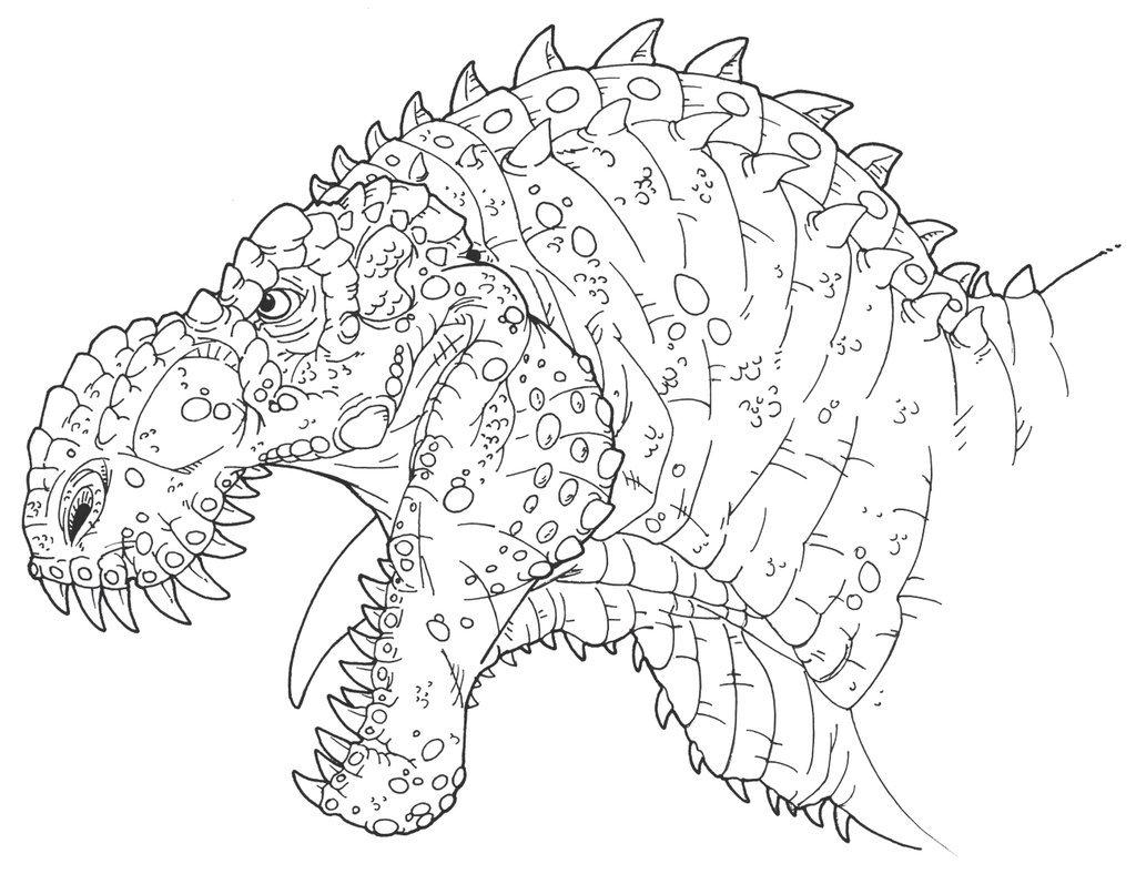 1024x788 Another T Rex Head By Benjamintdickens