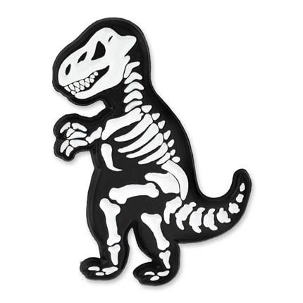 430x430 T Rex Skeleton Pin Pinmart