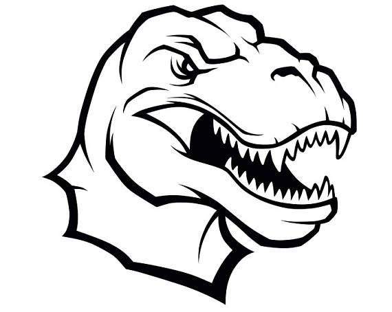 570x454 Tyrannosaurus Rex