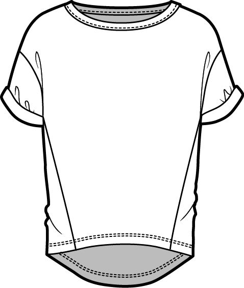T Shirt Drawing