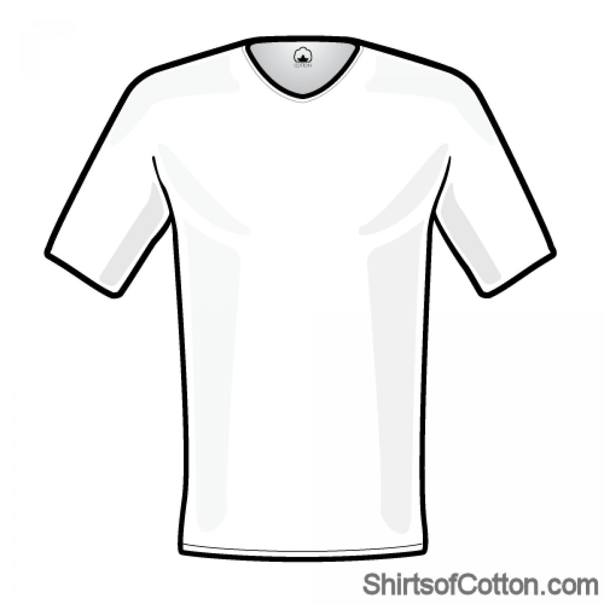 1200x1200 Perfect White Basic V Neck T Shirt By Shirtsofcotton