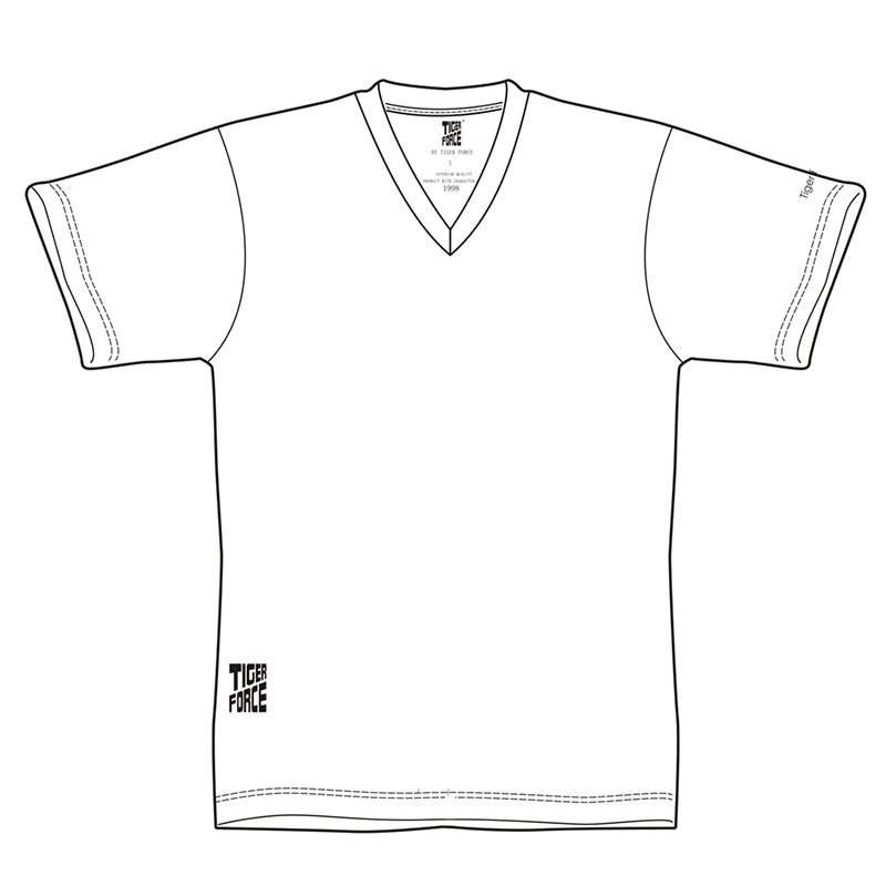 800x800 Tiger Force 2017 Men Fashion T Shirt 100%cotton V Neck Casual