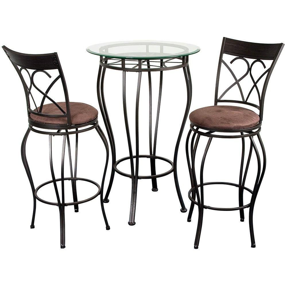 1000x1000 Bistro Table And Chairs Set