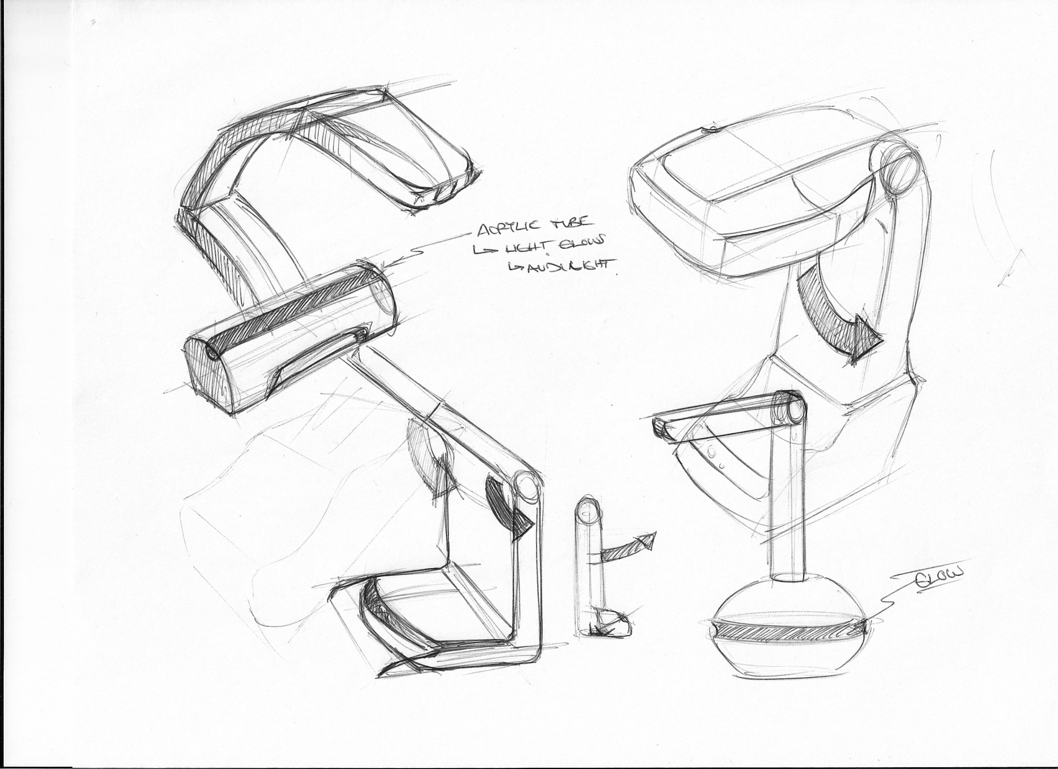 3507x2550 Download Drawing Table Lamp Fresh Furniture