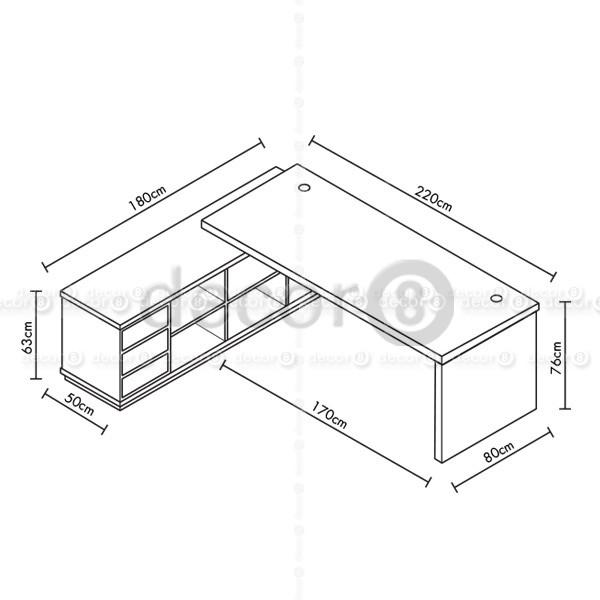600x600 Computer Desks, Corner L Desks, L Shaped Desks Decor8 Office